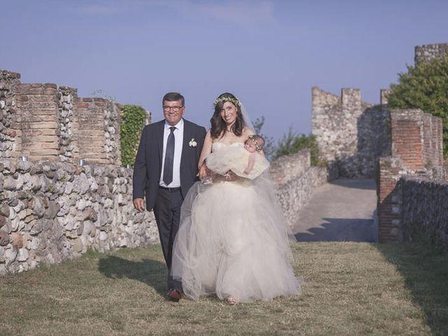 Il matrimonio di Simone e Silvia a Lonato del Garda, Brescia 22