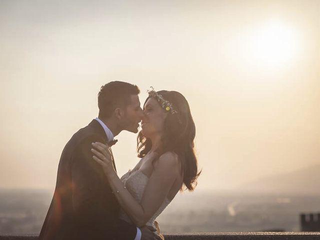 Il matrimonio di Simone e Silvia a Lonato del Garda, Brescia 33