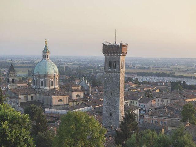 Il matrimonio di Simone e Silvia a Lonato del Garda, Brescia 40