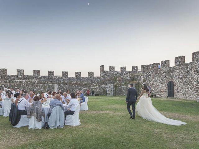 Il matrimonio di Simone e Silvia a Lonato del Garda, Brescia 47