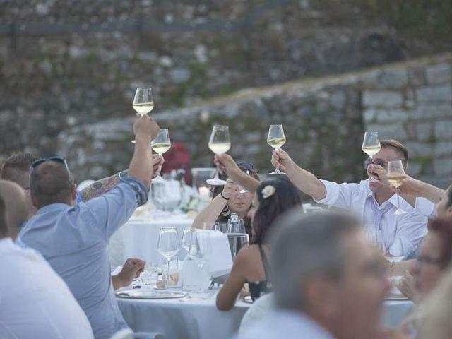Il matrimonio di Simone e Silvia a Lonato del Garda, Brescia 48