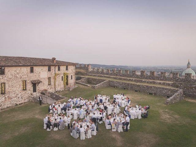 Il matrimonio di Simone e Silvia a Lonato del Garda, Brescia 49