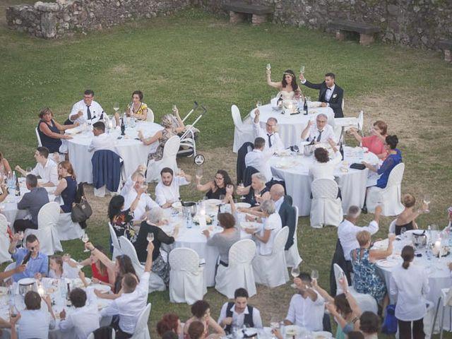 Il matrimonio di Simone e Silvia a Lonato del Garda, Brescia 50