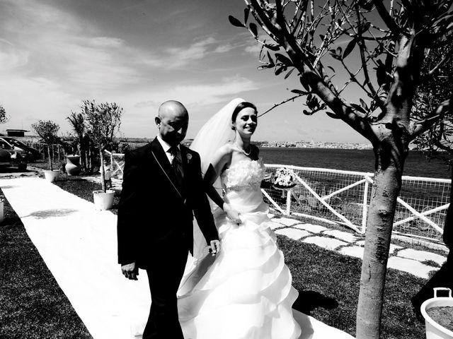 Il matrimonio di Corrado e Ketti a Siracusa, Siracusa 12