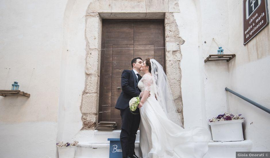 Il matrimonio di Mario e Anna Carol a Sperlonga, Latina