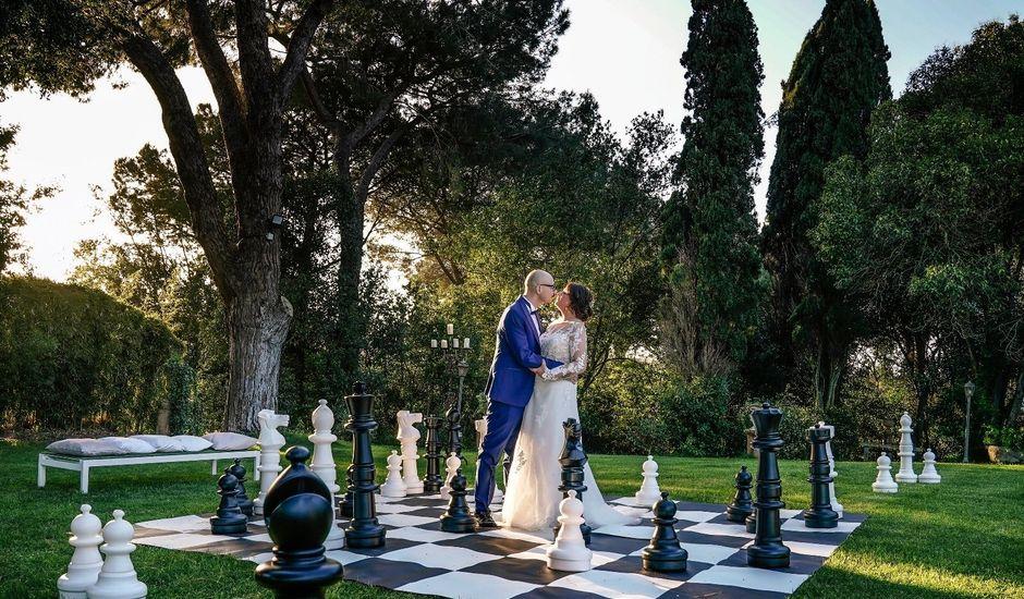 Il matrimonio di Andrea e Federica a Roma, Roma
