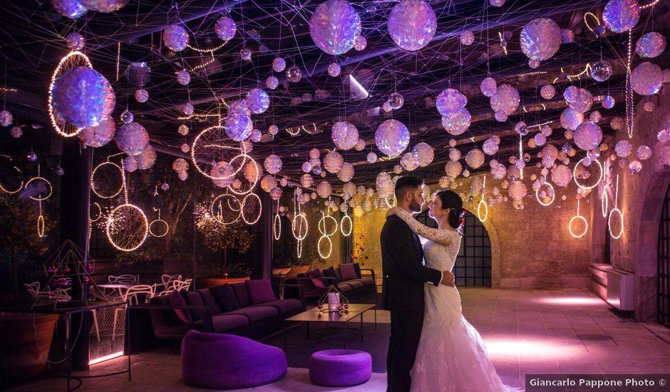 Il matrimonio di Samuele e Aurora a Crispiano, Taranto