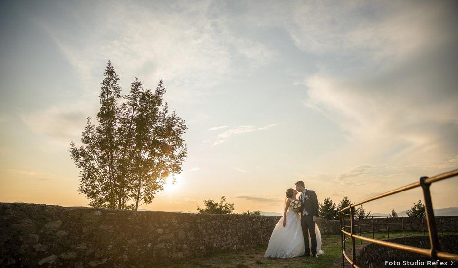 Il matrimonio di Luca e Chiara a Carrara, Massa Carrara