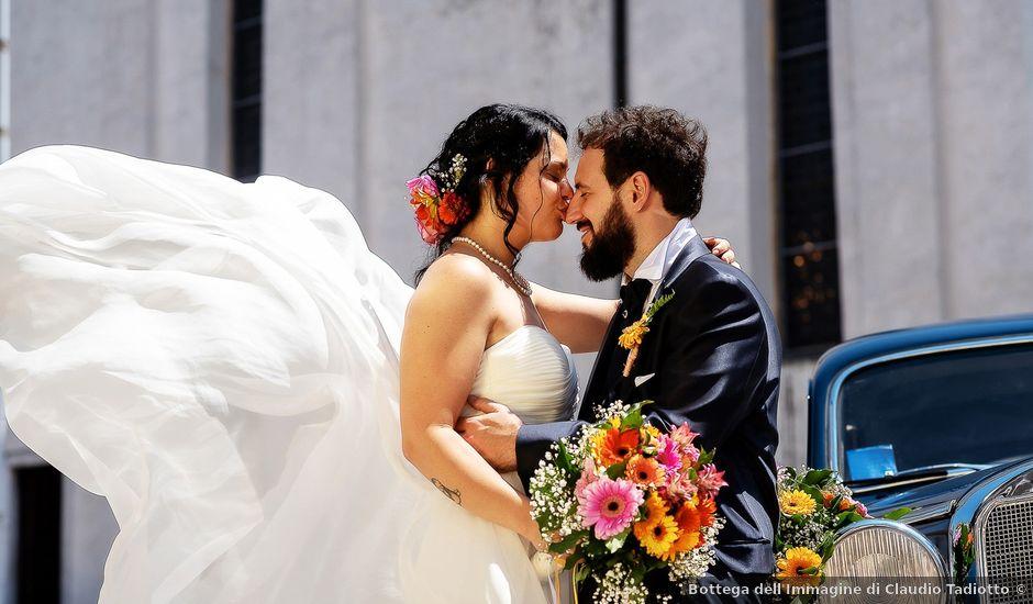 Il matrimonio di Fabio e Veronica a Treviso, Treviso