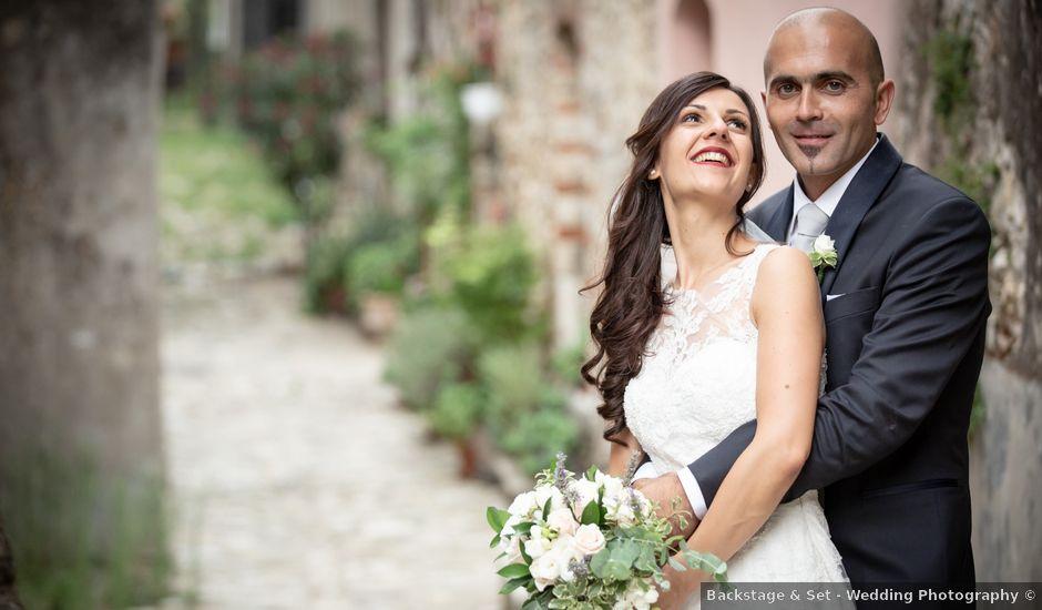 Il matrimonio di Francesco e Marialuisa a Fragneto l'Abate, Benevento