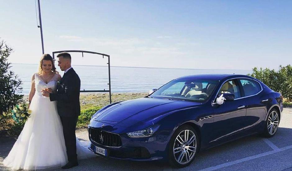 Il matrimonio di Livia e Alessandro a Pisciotta, Salerno