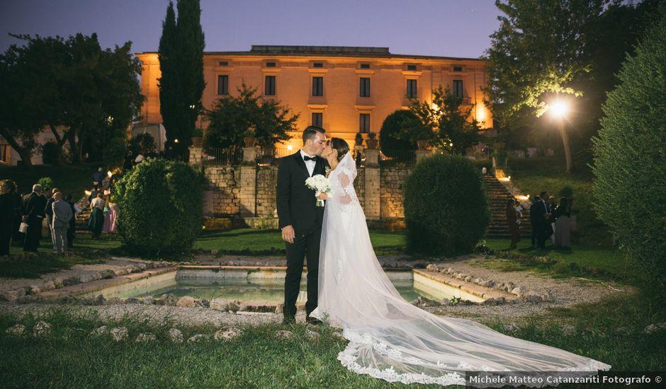Il matrimonio di Giuseppe e Francesca a Carolei, Cosenza