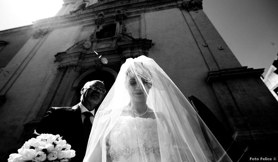 Il matrimonio di Corrado e Ketti a Siracusa, Siracusa