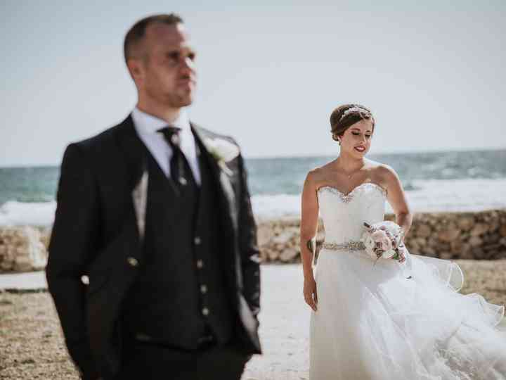 Le nozze di Elisa e Luigi