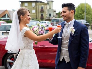 Le nozze di Elena e Salvatore