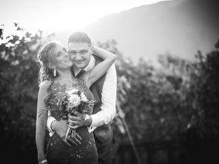Le nozze di Emanuela e Cristian