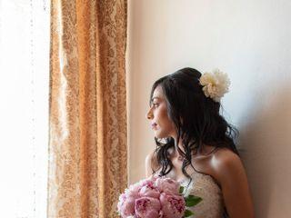 le nozze di Vanessa e Christian 1