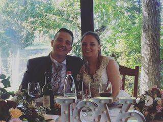 Le nozze di Luca Campisi e Martina Tramontano 1