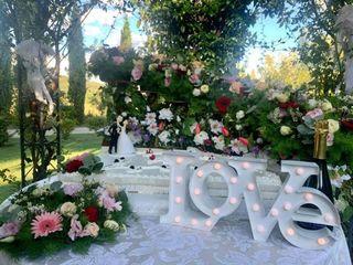 Le nozze di Luca Campisi e Martina Tramontano 3