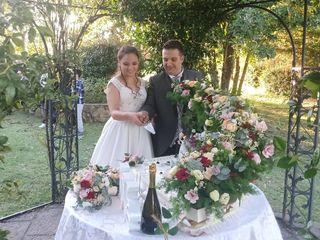 Le nozze di Luca Campisi e Martina Tramontano