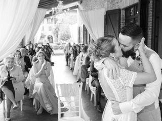 Le nozze di Giorgio e Marcella