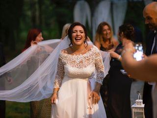 Le nozze di Elena e Milano 1