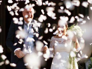 Le nozze di Elena e Milano 2