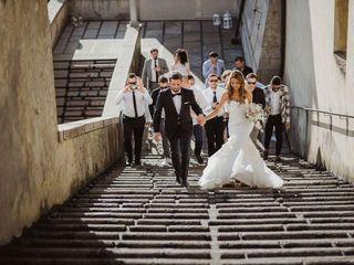 Le nozze di Sara  e Daniel  1
