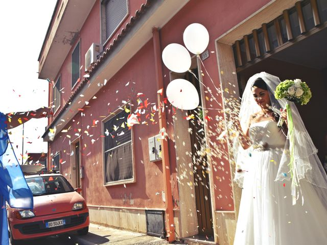 Il matrimonio di Francesco e Denise a Monserrato, Cagliari 24