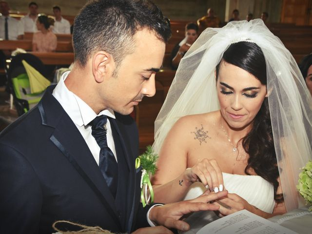 Il matrimonio di Francesco e Denise a Monserrato, Cagliari 37