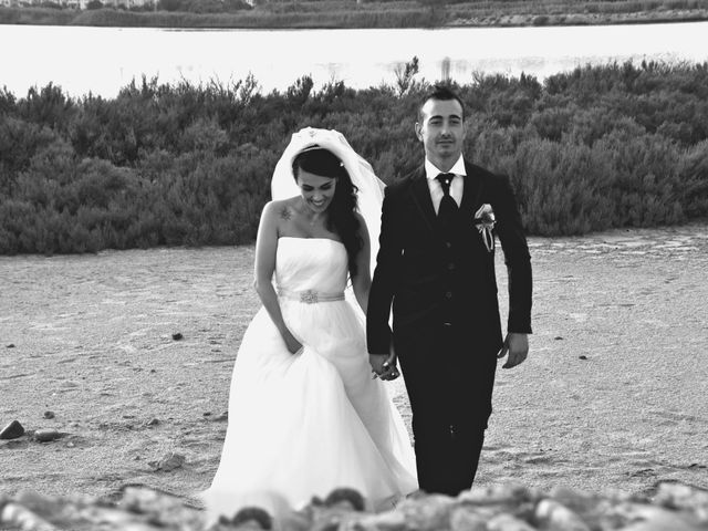 Il matrimonio di Francesco e Denise a Monserrato, Cagliari 54