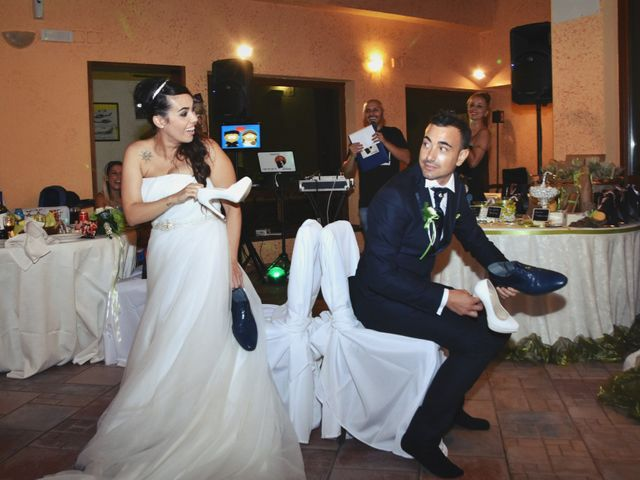 Il matrimonio di Francesco e Denise a Monserrato, Cagliari 75