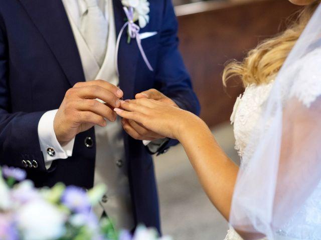 Il matrimonio di Salvatore e Elena a Correggio, Reggio Emilia 1