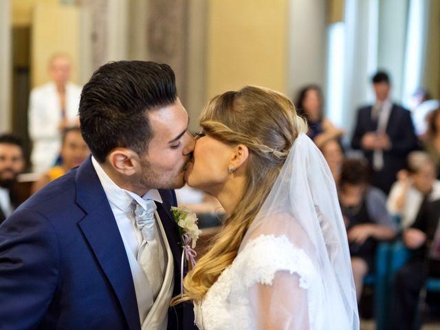 Il matrimonio di Salvatore e Elena a Correggio, Reggio Emilia 2
