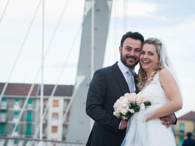 Il matrimonio di Alberto e Giorgia a Alessandria, Alessandria 36