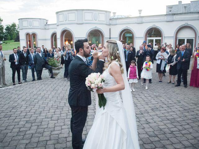 Il matrimonio di Alberto e Giorgia a Alessandria, Alessandria 40
