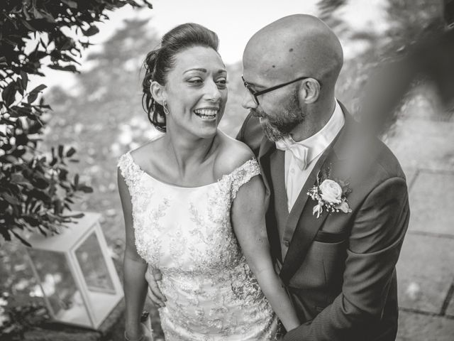 le nozze di Jenny e Fauto