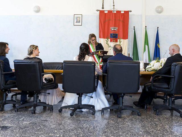 Il matrimonio di Alessandro e Simona a Colico, Lecco 21
