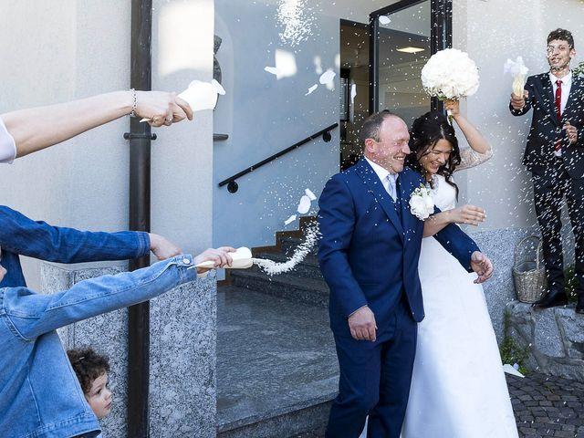 Il matrimonio di Alessandro e Simona a Colico, Lecco 24