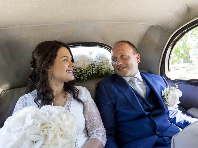 Il matrimonio di Alessandro e Simona a Colico, Lecco 1