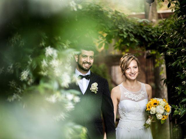 Il matrimonio di Davide e Silvia a Pesaro, Pesaro - Urbino 22