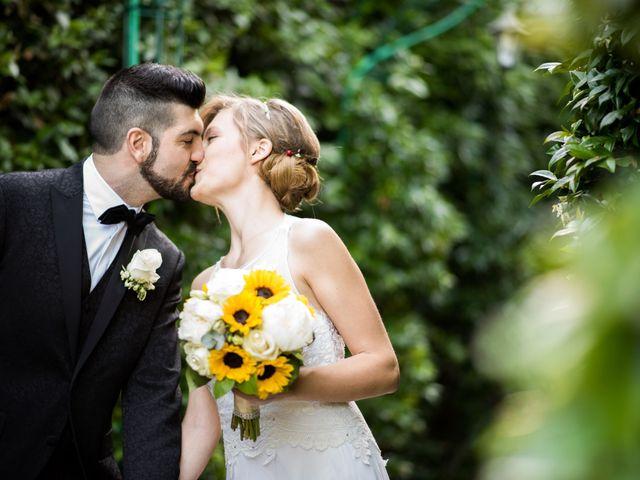 Il matrimonio di Davide e Silvia a Pesaro, Pesaro - Urbino 23