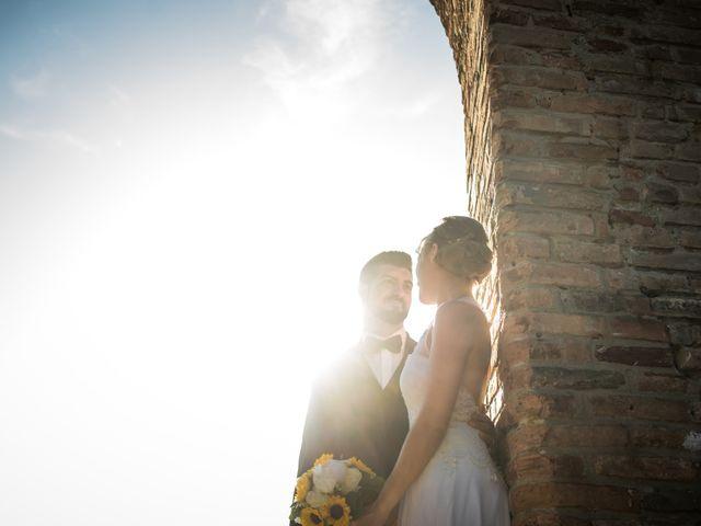 Il matrimonio di Davide e Silvia a Pesaro, Pesaro - Urbino 24