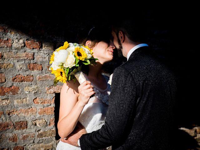 Il matrimonio di Davide e Silvia a Pesaro, Pesaro - Urbino 25