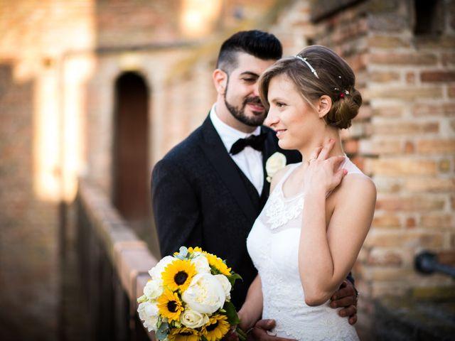 Il matrimonio di Davide e Silvia a Pesaro, Pesaro - Urbino 28