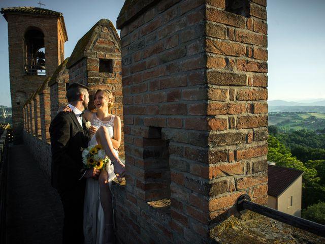 Il matrimonio di Davide e Silvia a Pesaro, Pesaro - Urbino 30