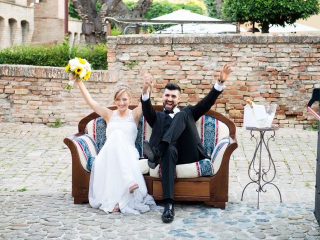 Il matrimonio di Davide e Silvia a Pesaro, Pesaro - Urbino 32