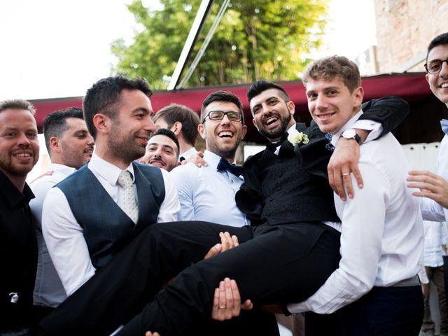 Il matrimonio di Davide e Silvia a Pesaro, Pesaro - Urbino 33