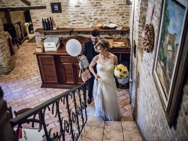 Il matrimonio di Davide e Silvia a Pesaro, Pesaro - Urbino 36