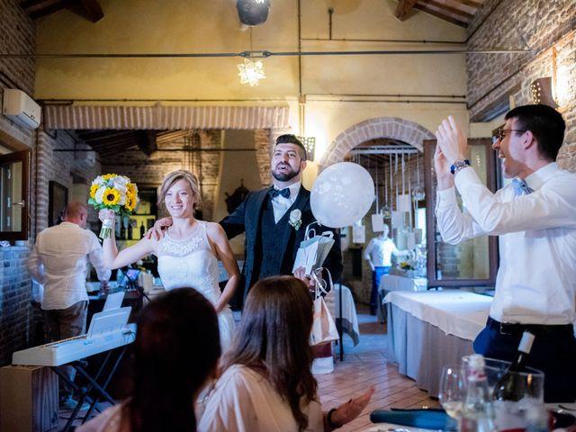 Il matrimonio di Davide e Silvia a Pesaro, Pesaro - Urbino 37